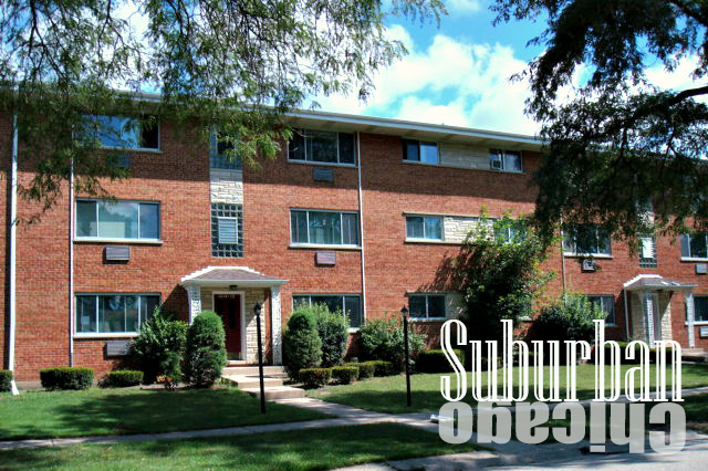 Suburban Chicago Multi-Family Class B  C: A Hidden Gem for Investors