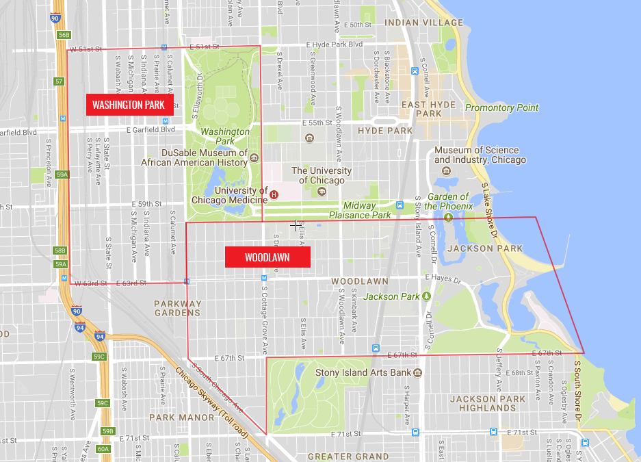Chicago South Side Neighborhoods to Keep Your Eye On: Woodlawn and Washington Park