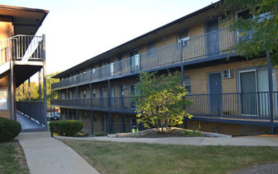 Multifamily Press: Kiser Group Brokers Blue Station Apartments for $18.6M