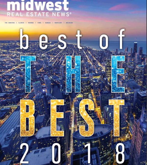 Kiser Group Named One of 2018's Best of the Best by Midwest Real Estate News