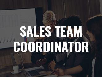 Sales Team Coordinator